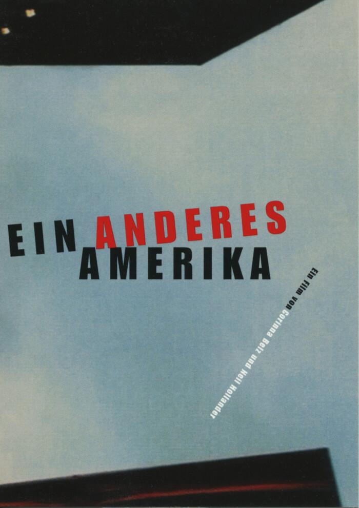 Ein anderes Amerika