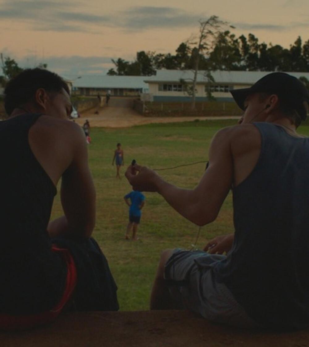 Somewhere in Tonga bei