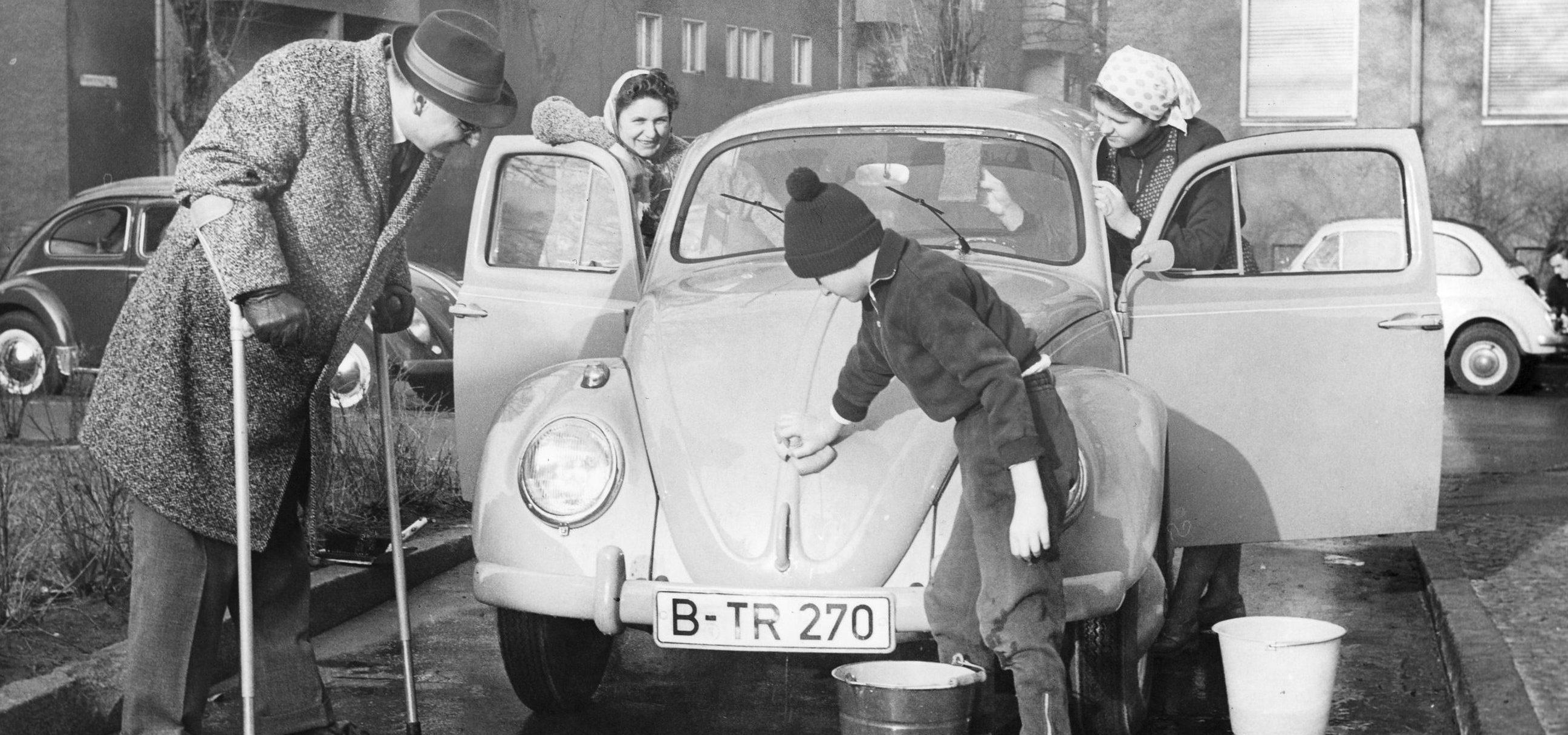 Unsere 60er Jahre - Wie wir wurden, was wir sind