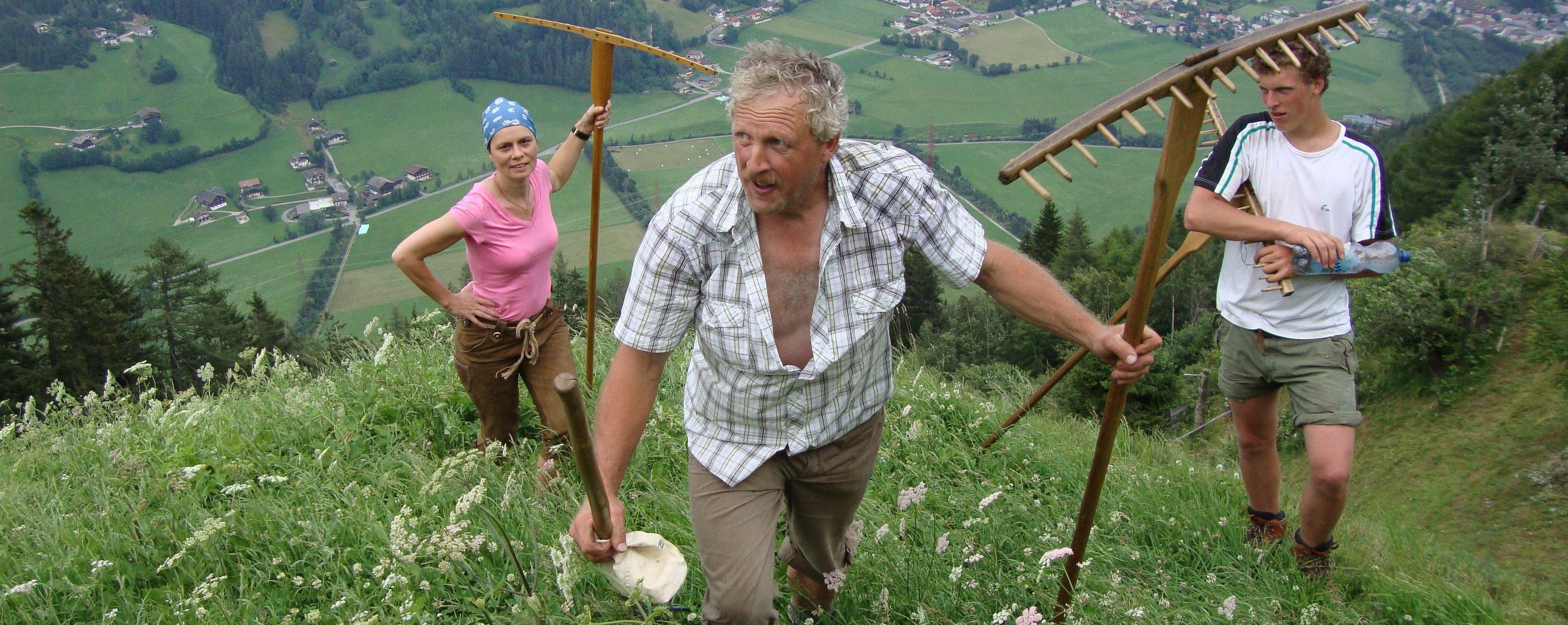 Die kulinarischen Abenteuer der Sarah Wiener in den Alpen