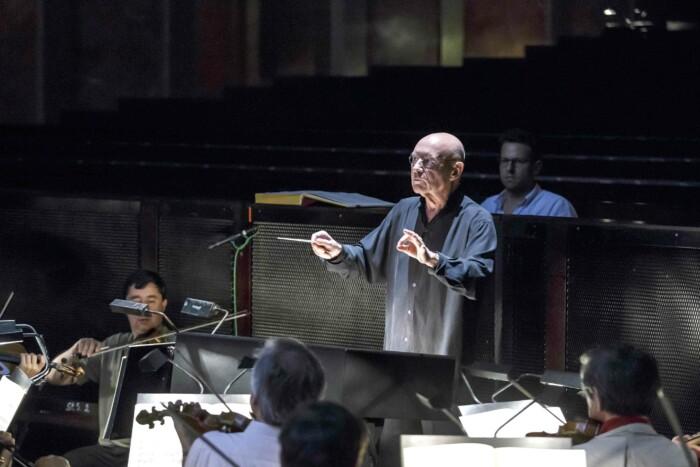 Backstage bei Wolfgang A. Mozart Don Giovanni - Salzburger Festspiele Foto: Red Bull Content Pool/Andreas Kolarik/Leo 24.07.2014