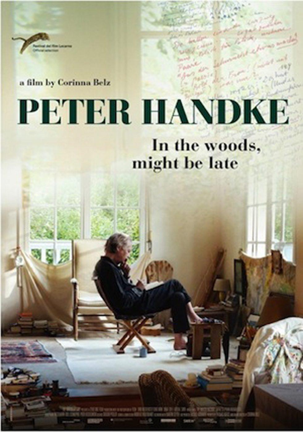 Peter Handke Bin Im Wald