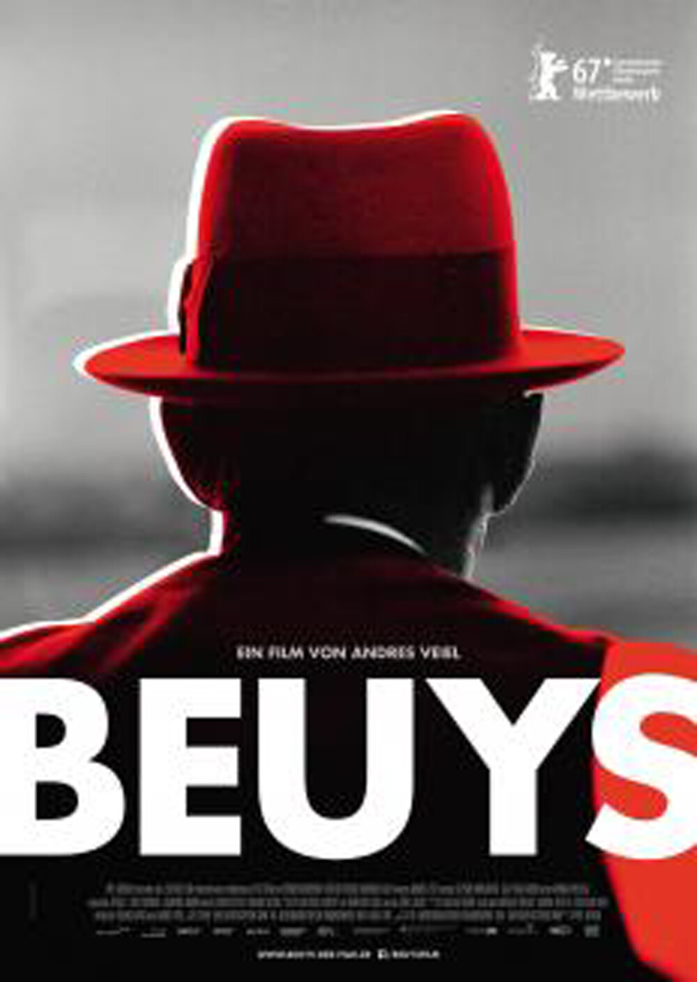 BEUYS - Three Times Nominated for the German Film Award