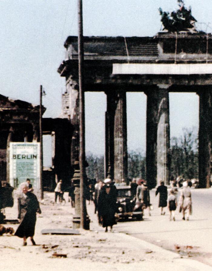Berlin 1945 - Diary of a metropolis