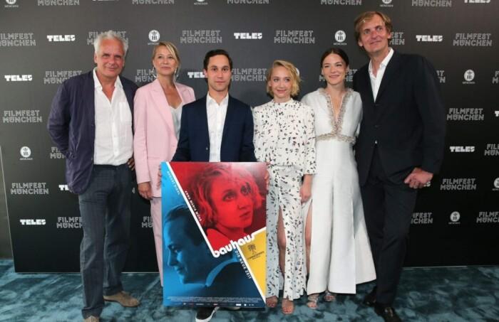 Die Neue Zeit - Weltpremiere beim Filmfest München