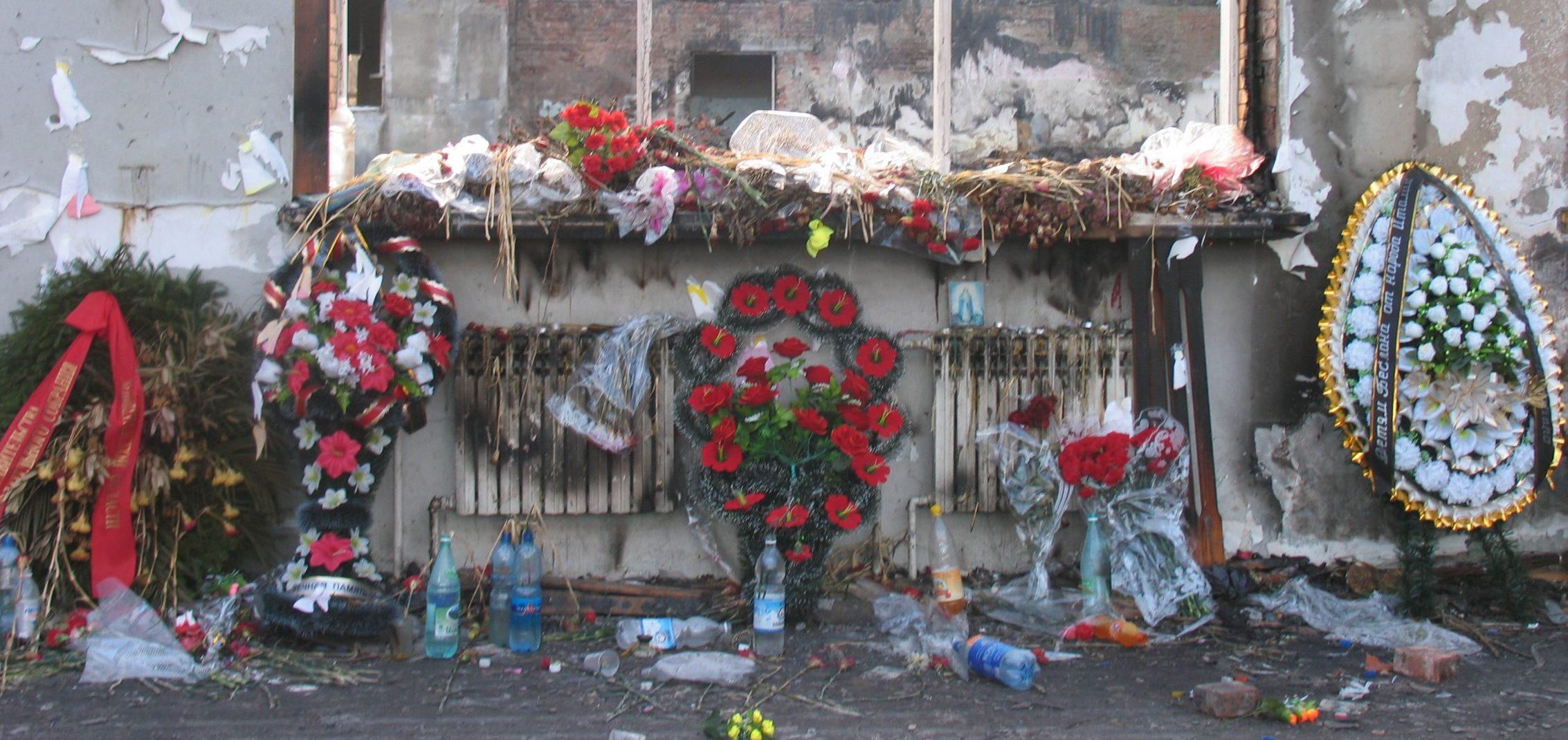 Beslan, eine Stadt sucht die Wahrheit