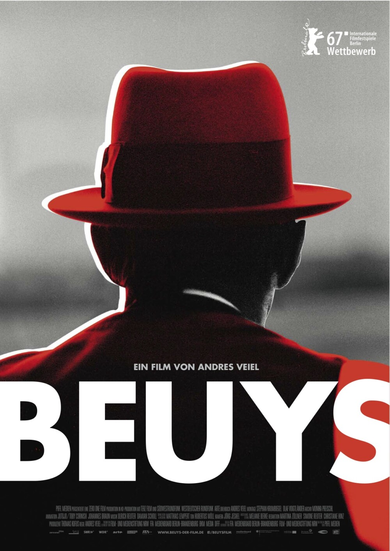 Beuys Vorführung im Hamburger Bahnhof