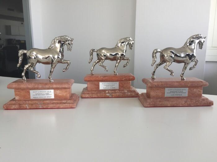 Three new awards for
