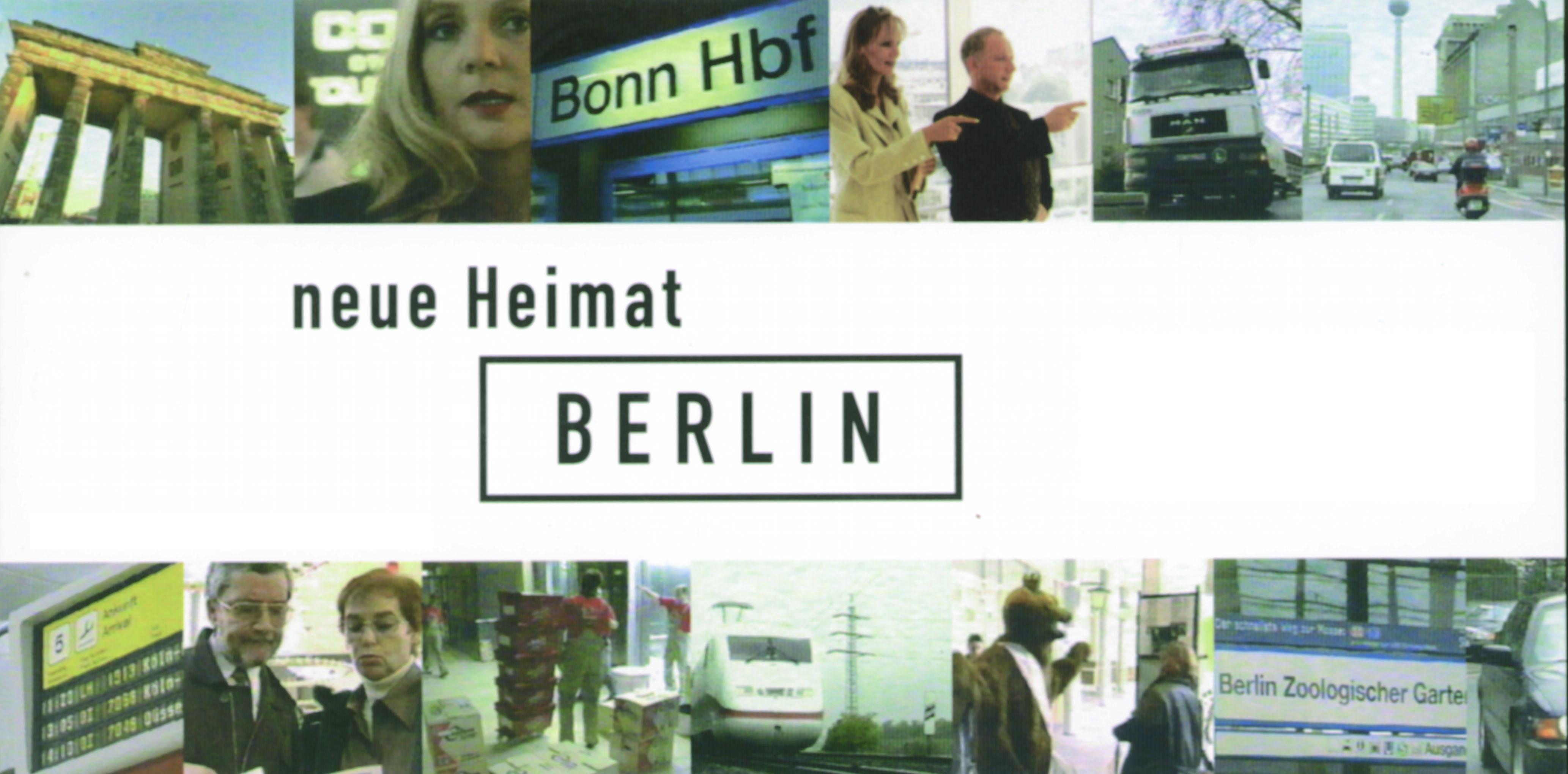 My New Hometown, Berlin