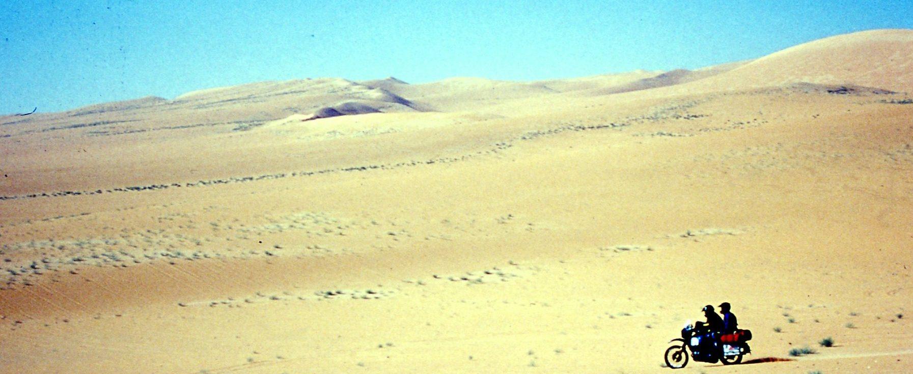 Vermisst - Das Geiseldrama in der Wüste
