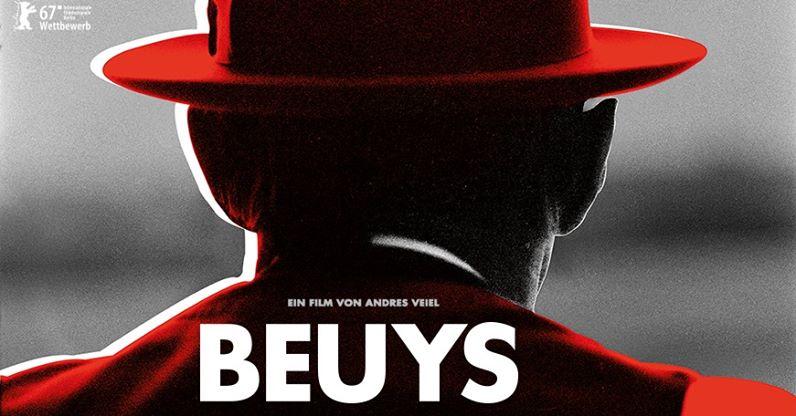 Beuys TV Premiere auf ARTE