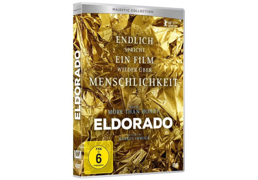 DVD Start von ELDORADO am 11. Oktober