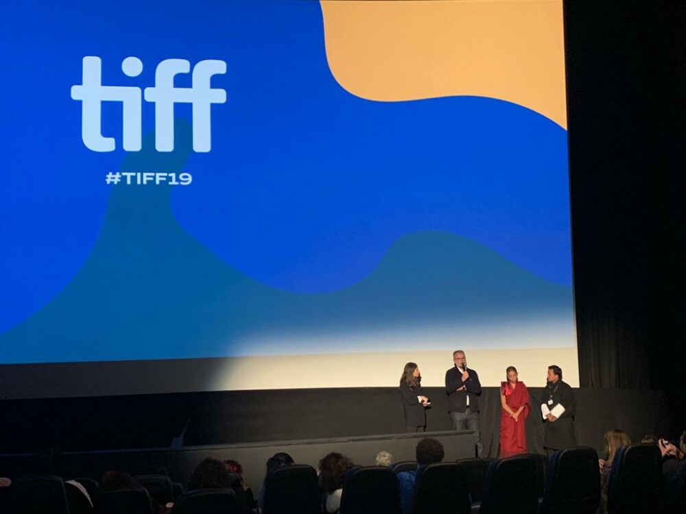 Tolle Premiere von SING ME A SONG beim Toronto International Film Festival