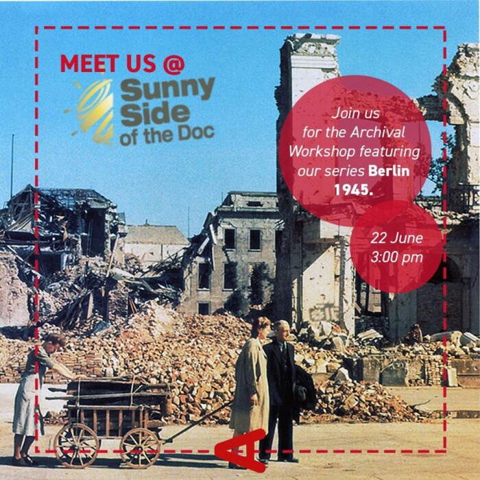 Berlin 1945 at Sunny Side Of The Doc